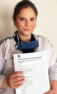 KSG-Sportdirektorin Ann-Thérese Wolf
